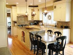 Table Height Kitchen Island Image Result For Island With Table End Kitchens Pinterest