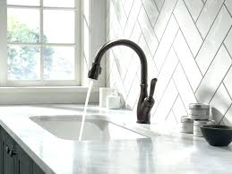 touchless faucet kitchen touchless kitchen faucet moen motionsense faucet sensate touchless