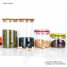 list manufacturers of glass kitchen canister airtight buy glass