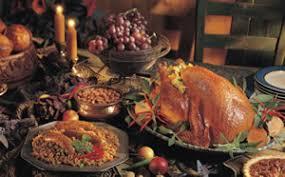 thanksgiving dinner in banff special menus at banff restaurants