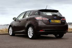 lexus for sale ct new lexus ct 200h hybrid hatch goes on sale in the uk priced from