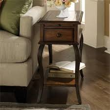 Chair Side Table Serena Chairside Table Jerry S Home Furnishings Furniture And