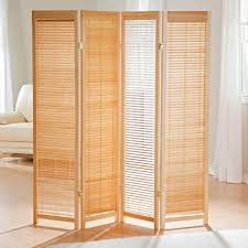 Panel Shoji Screen Room Divider - panel shoji screen cherry wooden slat brown u s uk wooden room