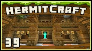 Showcase Design Hermitcraft 4 Creating An Armory And Armor Showcase Design Youtube