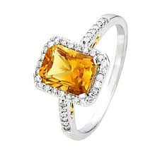 citrine engagement rings citrine quartz the yellow gemstone citrine information and pictures