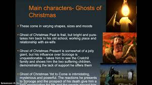 a christmas carol revision youtube