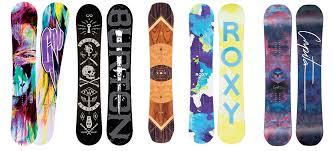 snowboard design best snowboard designs 2016 board rockers