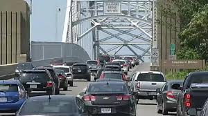 heavy traffic as crowds leave cape cod necn