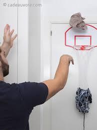mini panier de basket chambre panier à linge en forme de panier de basketball cadeauvore com