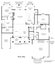 barclay center floor plan toll brothers at inspiration boulder collection the warren