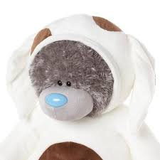 me to you 17 tatty teddy collectors plush onesie bear dressed as dog me to you 17