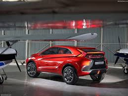mitsubishi crossover 2015 mitsubishi xr phev ii concept 2015 pictures information u0026 specs