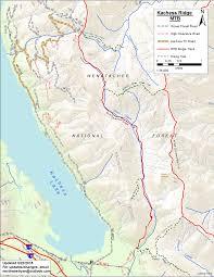 Seattle Bike Map by Kachess Ridge