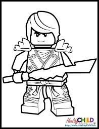 lego ninjago coloring pages healthychild net