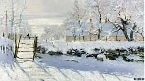 bbc culture how great artists depict winter in 10 sublime