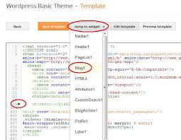 how to make category tabs in blogger blogger tips pro
