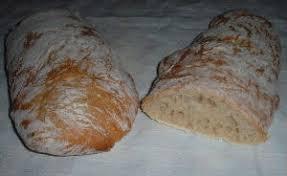 pane ciabatta fatto in casa la ciabatta metodo diretto
