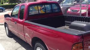 1998 toyota tacoma sr5 4cly 5 speed w ice cold a c one owner all