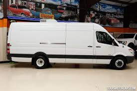 2012 Mercedes Benz Sprinter Mobility Handicap Conversion