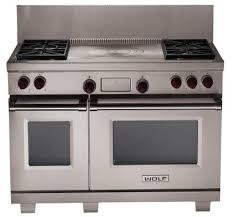 new house has a commercial stove help cookware stoves