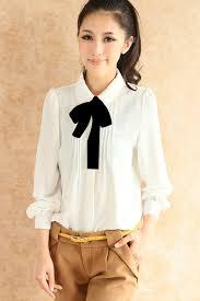 sleeve chiffon blouse white sleeve chiffon shirt oasap com