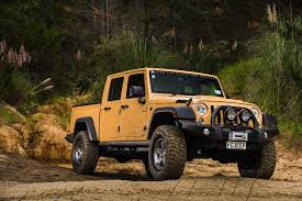 jeep brute single cab jeep s wrangler brute of a ute road tests driven