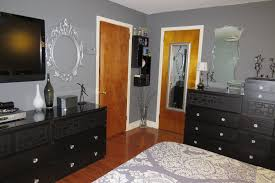Overlays Ikea by After Master Bedroom Update Transformation Gray Black Silver