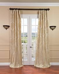 faux silk curtains u0026 drapes shop best deals for nov 2017
