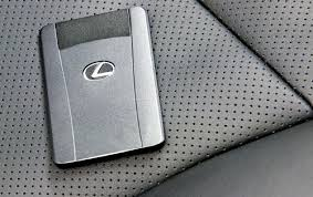 lexus card info summary lexus credit card smart key priuschat