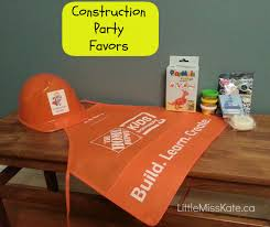 halloween loot bag ideas birthday party ideas construction party favors little miss kate