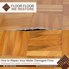 floor floor we restore water damage floor restauration refresh