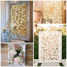 flower wall in a frame the perfect wedding prop or home decor
