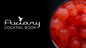 cocktail recipes book the aviary cocktail book by the alinea group u2014 kickstarter