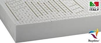 materasso in lattice opinioni materasso lattice matrimoniale 160 x 190 cm in lattice anatomico a