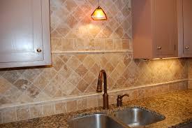 tumbled marble kitchen backsplash home design part 2