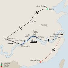 Great Wall Of China On Map by Japan U0026 China Tours Globus Asia Travel
