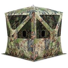 big cat 350 hub hunting blind 647382 ground blinds at