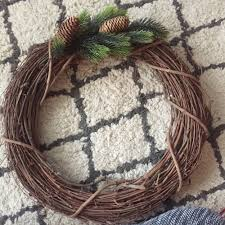 Diy Twig Wreath by 10 Diy Christmas Wreath U2014 The Penny Drawer