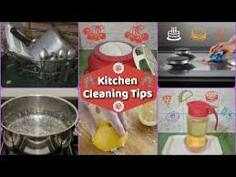cleaning tips for kitchen 16 amazing kitchen cleaning tips useful tips tricks for a clean
