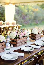 wedding table centerpiece ideas the most creative winery wedding style ideas vineyard wedding