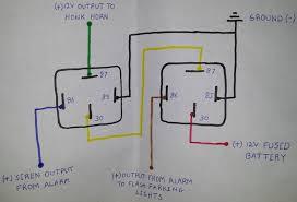 air horn wiring diagram installation international air horn