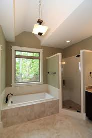 His And Hers Bathroom by Contemporary Craftsman Home Design Morrisville U2013 Stanton Homes