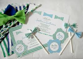 interior design amazing bow tie themed baby shower decorations