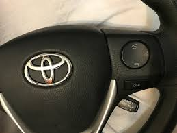 toyota steering wheel toyota corolla 11th gen multimedia steering wheel car parts