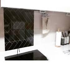 peel off wallpaper kitchen aluminum sheet peel off wallpaper ez clean 50 30cm blk