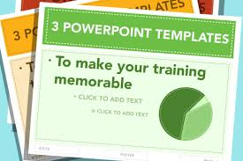 sales training template powerpoint 3 free ppt templates to make