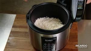 cuisine ricardo com how to use the ricardo collection rice cooker ricardo recipes