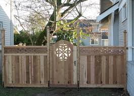 Backyard Gate Ideas 34 Adorably Quirky Cutout Ideas For Fences Railings And Stairs