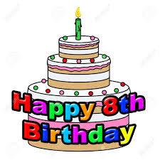 happy eighth birthday meaning celebration greetings and celebrate