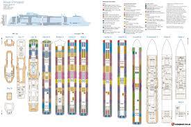 deck plans regal princess deck design and ideas